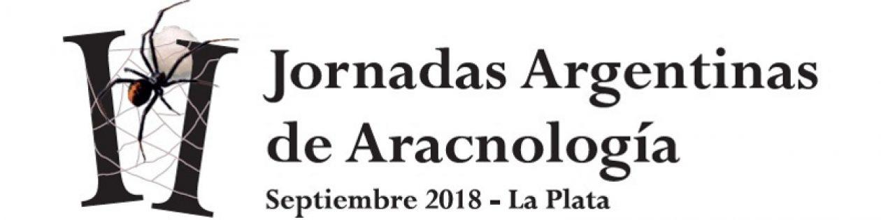 II Jornadas Argentinas de Aracnología (IIJAA)